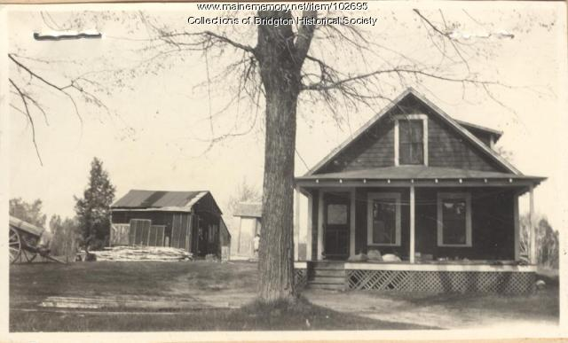 2707 West Bridgton, ca. 1938