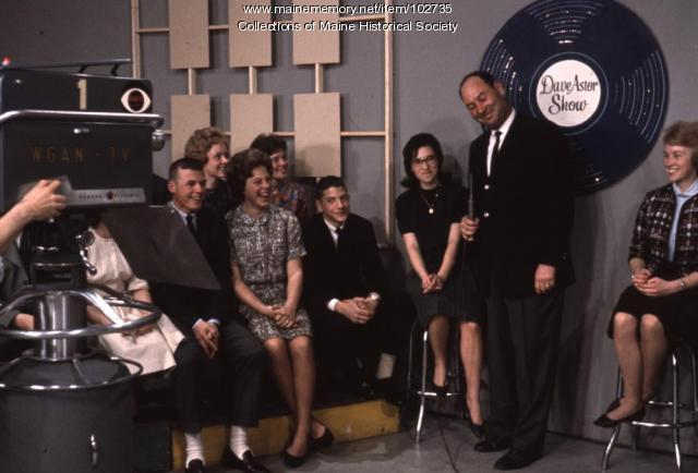 Dave Astor and Deering High School Students, Portland, 1962