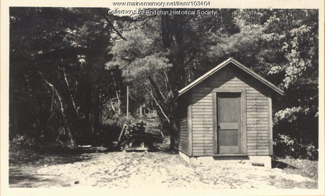 Sweden Rd, Bridgton, ca. 1938