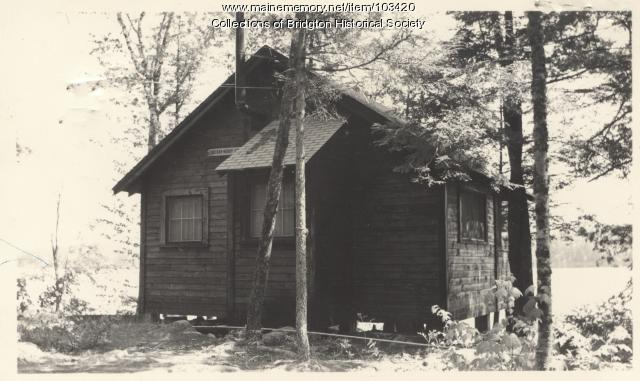 16 Sweden Road, Bridgton, ca. 1938
