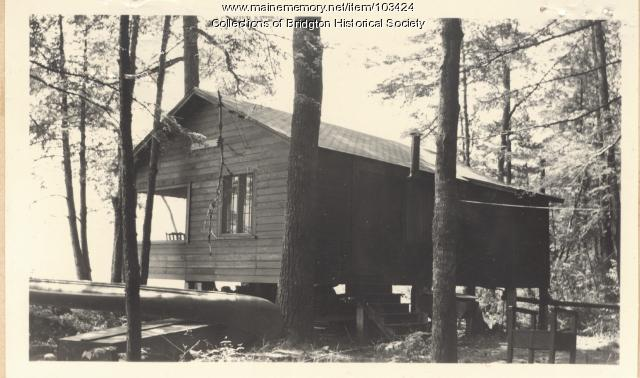 17 Sweden Road, Bridgton, ca. 1938