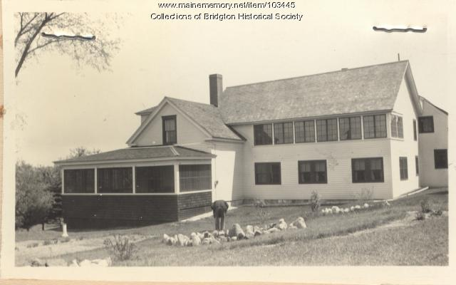2688 West Bridgton, ca. 1938