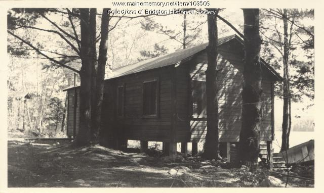 7 Sweden Road, Bridgton, ca. 1938