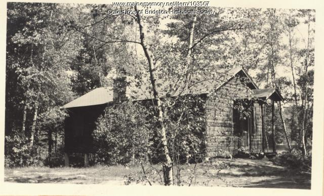 8 Sweden Road, Bridgton, ca. 1938