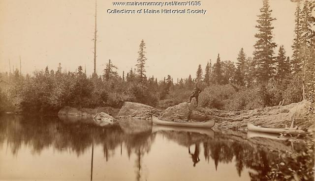 Socatean Falls, 1887