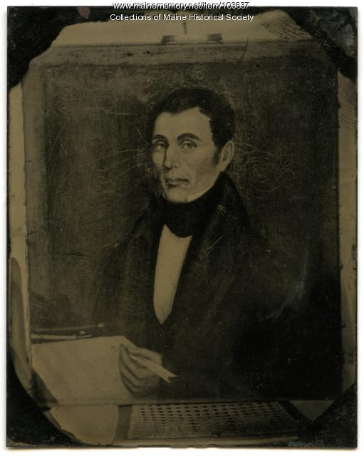Unidentified man, ca. 1865