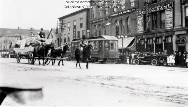 Main Street, Lewiston, c. 1920
