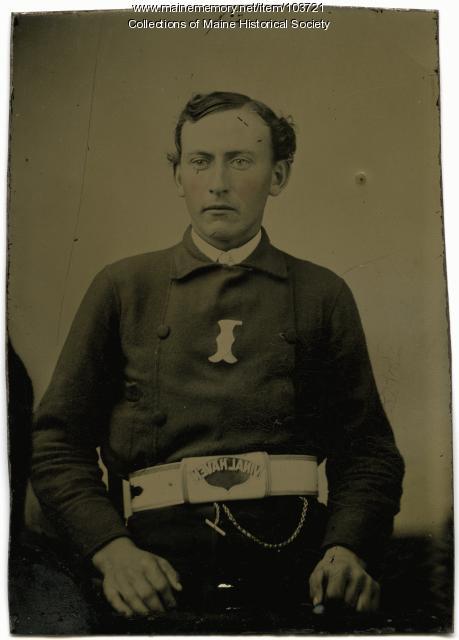 Fireman, Vinalhaven, ca. 1865