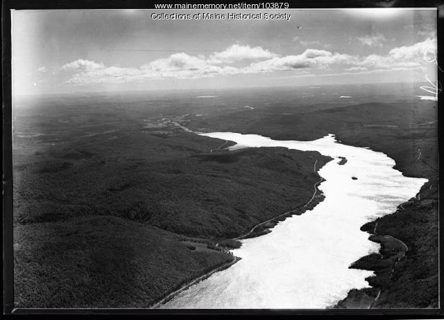 Wyman Lake, ca. 1930