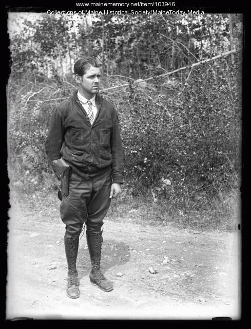 Roland Norcross, Winthrop, 1925