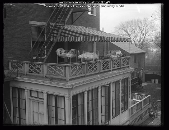 Portland Day Nursery building, Portland, ca. 1923