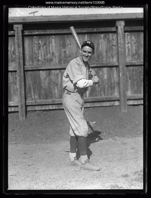 Cecil Hawkes, Westbrook, 1927