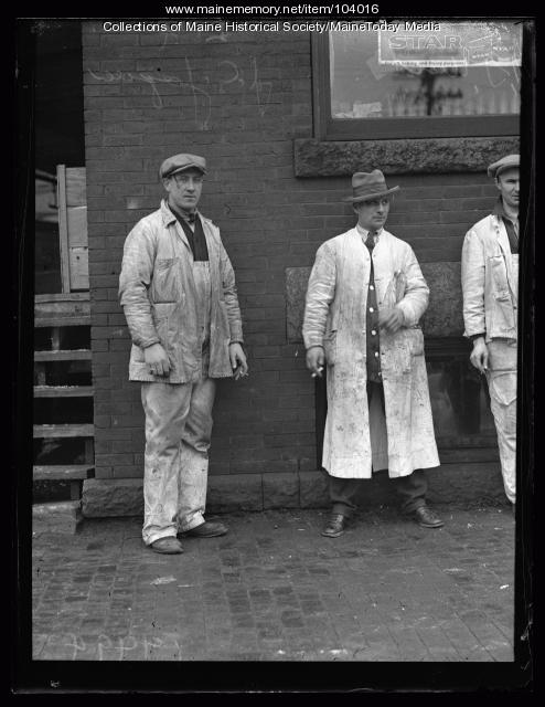 M.G. Ward and J.C. Jaques, Portland, ca. 1925
