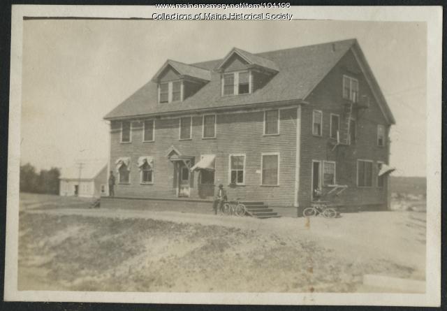 Engineer's House, Millinocket, ca. 1910