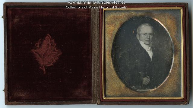 Ezekiel Day, Portland, ca. 1850