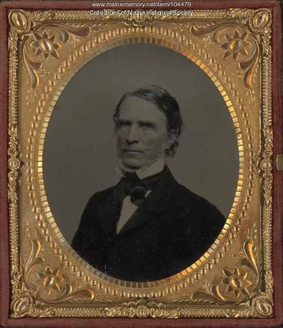 William Pitt Fessenden, ca. 1860