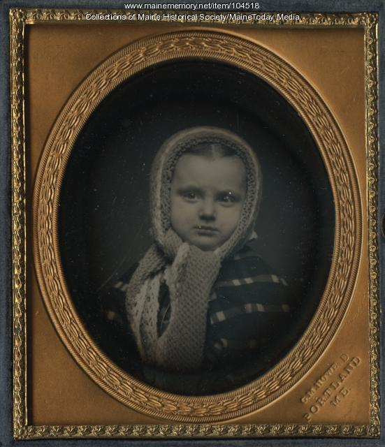 Alice Jane Means, ca. 1850