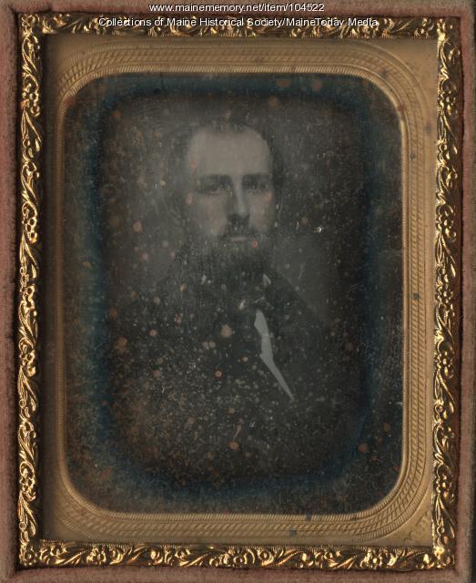 William H. Weeks of Portland, ca. 1855