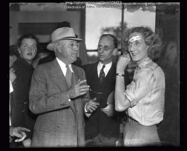 Beryl Markham, ca. 1930
