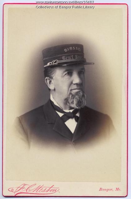 James Littlefield, Bangor, ca. 1880