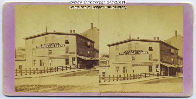 Marstons Photograph House, Bangor