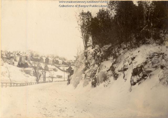 Valley Avenue, Bangor, ca. 1908