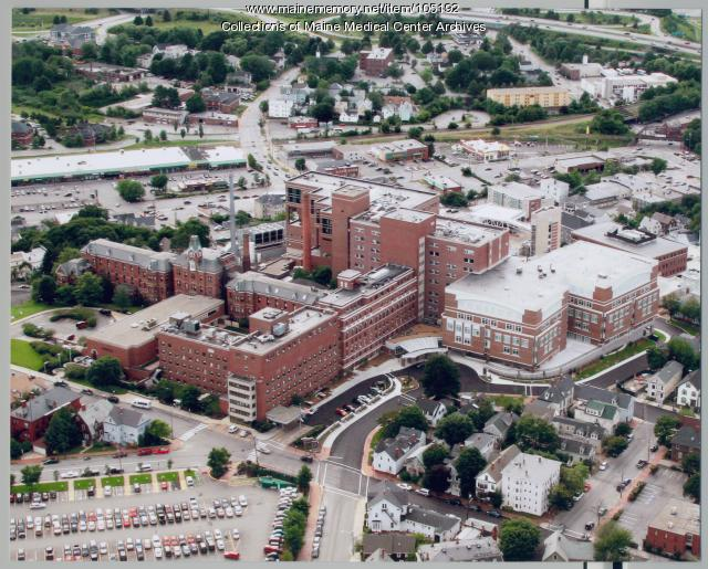 Maine Medical Center, Portland, 2008