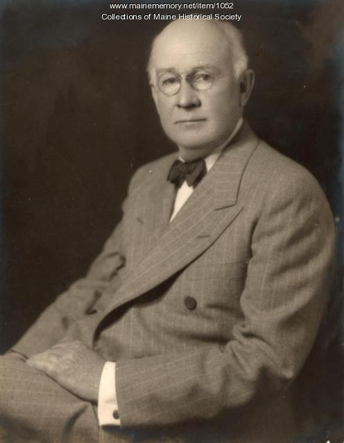 George H. Jewett, ca. 1920