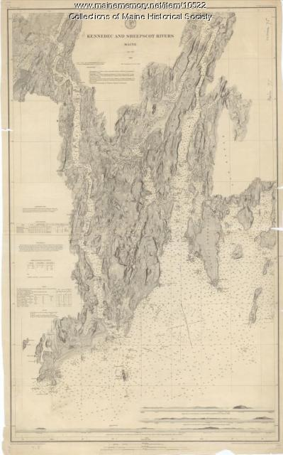 Kennebec and Sheepscot rivers, 1868