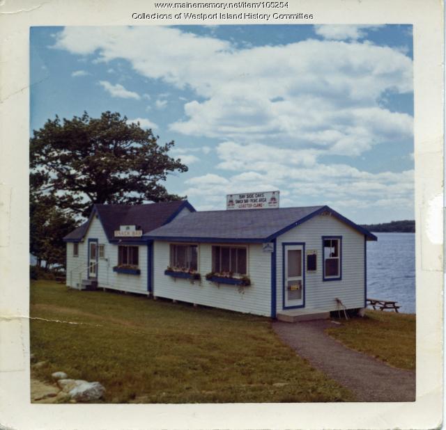 Bayside Oaks, Westport Island, ca. 1965