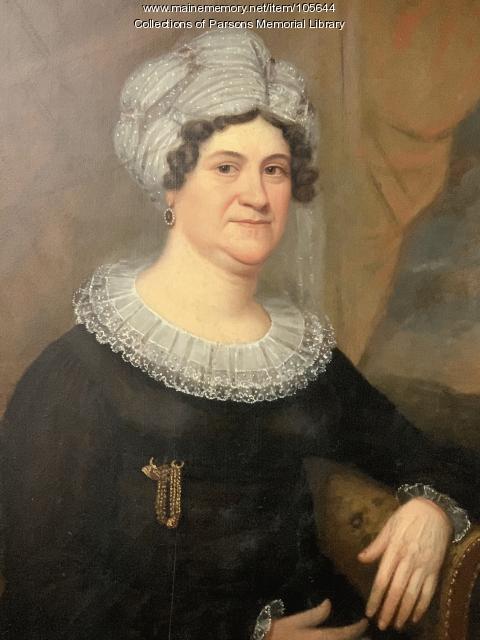 Sally Holmes, Alfred, 1820