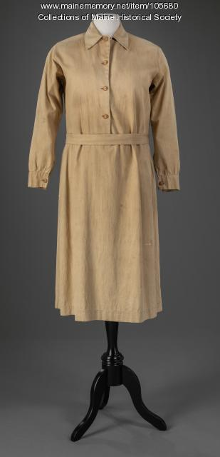 Khaki workaday uniform, ca. 1925