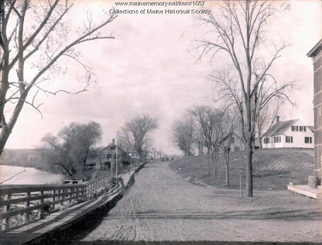 North Anson, ca. 1905