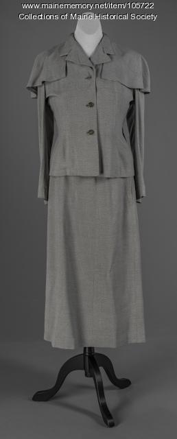 Summer weight suit, ca. 1948