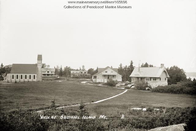 Squirrel Island, ca. 1910