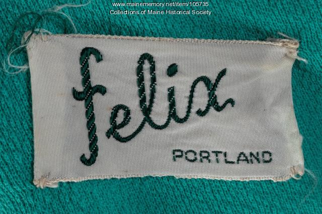 """Felix"" occasion dress, ca. 1965"
