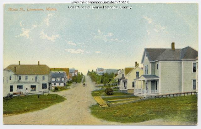 Limestone, ca. 1910