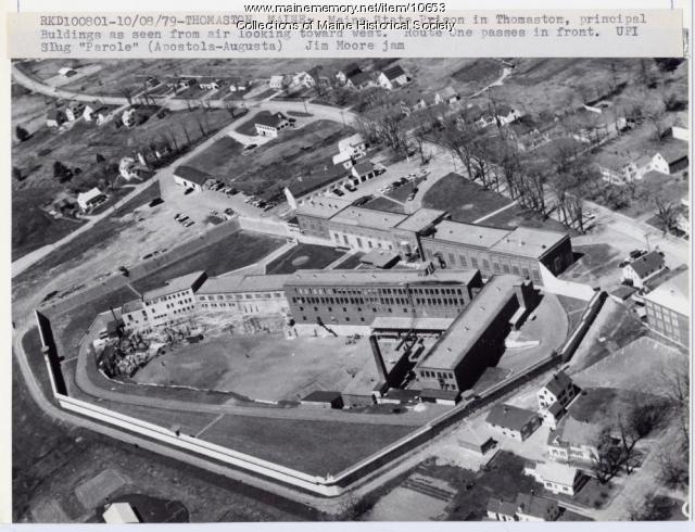 Maine State Prison, Thomaston, 1979