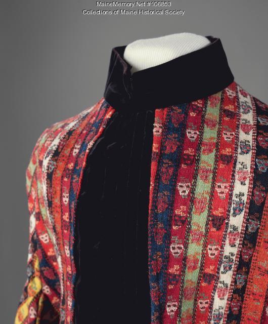 Day jacket, ca. 1880