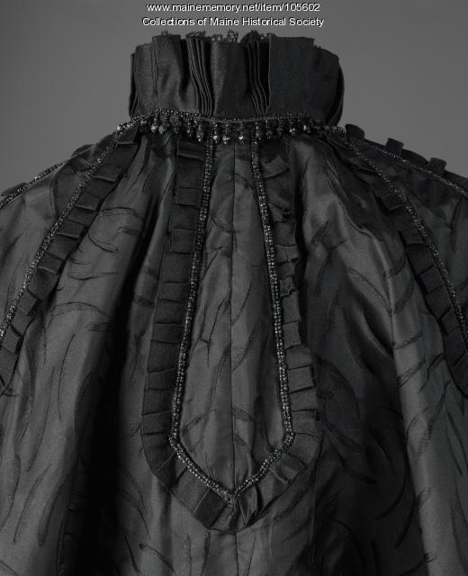 Late century cape, ca. 1895