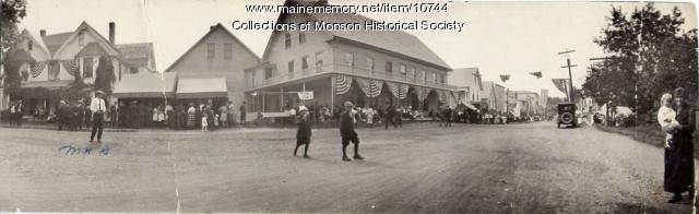 Monson Centennial celebration 1922