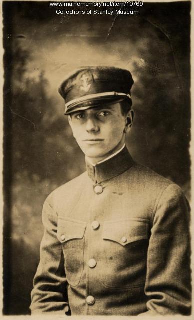 Raymond W. Stanley, 1918
