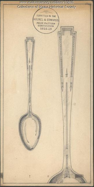 Hiawatha Spoon Pattern