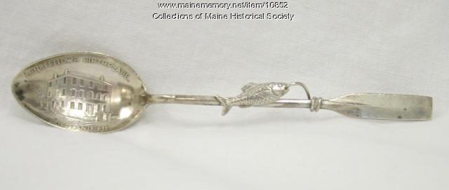 Longfellow Commemorative Spoon