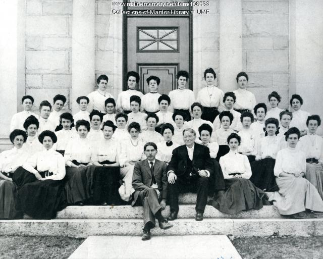 Farmington State Normal School class of 1908