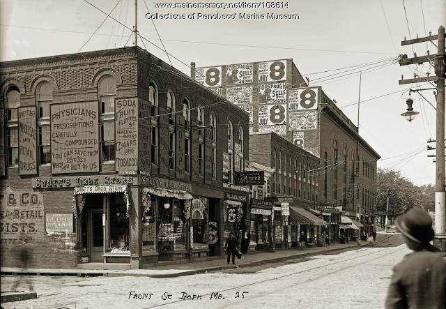 Front Street, Bath, ca. 1910