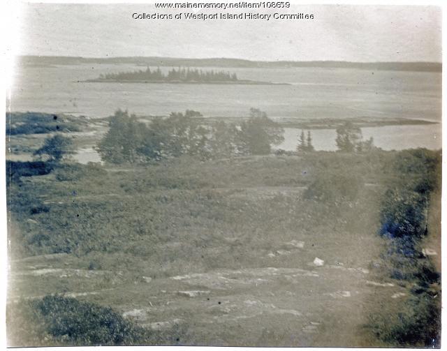 Hospital Island, Westport Island, ca. 1908