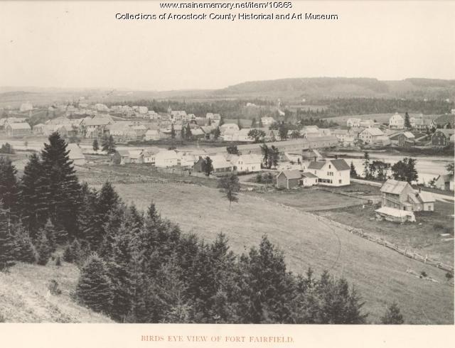 View of Fort Fairfirld