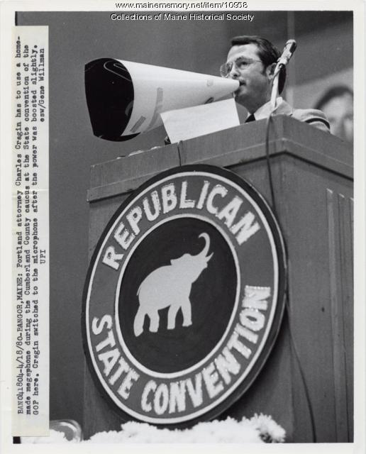 Republican convention, 1980