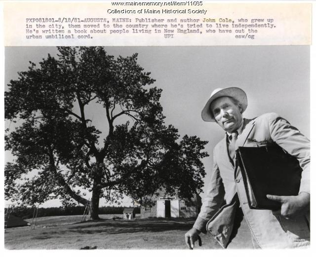 John N. Cole, Augusta, 1981